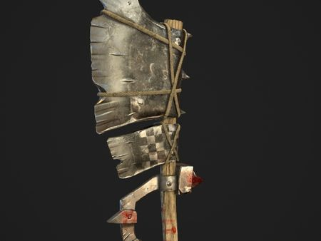 Ork axe