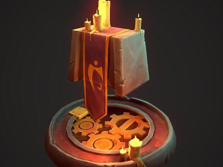Stilyzed Altar