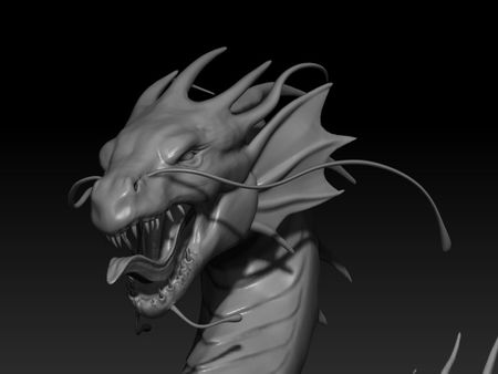 Sea Dragon (WIP)