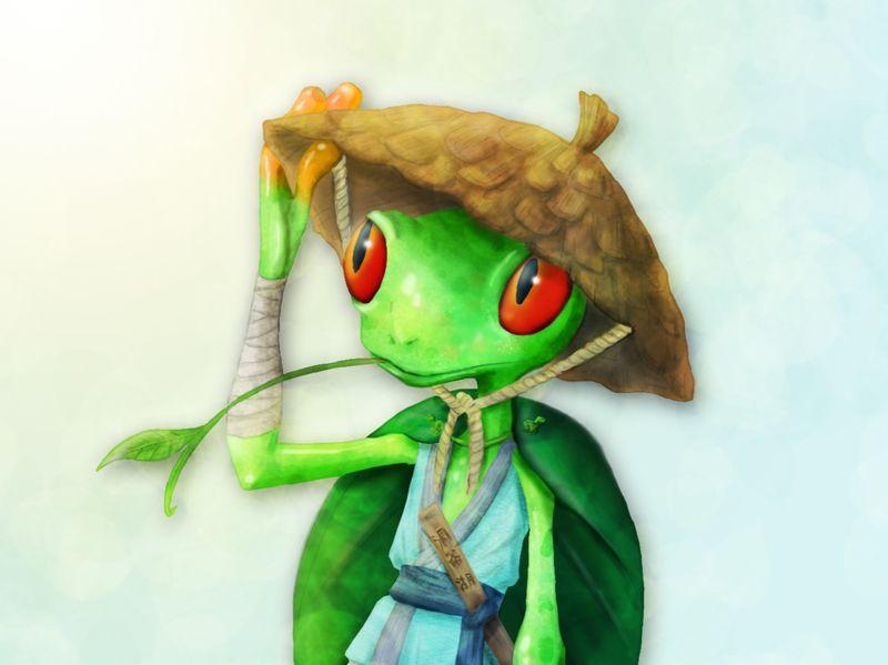 Ronin Frog