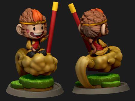 Sun Wukong Figure