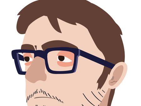 Vectorial Self-Portrait