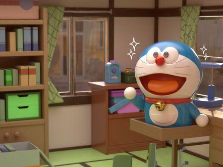 Nobita's Room and Doraemon! - 2021