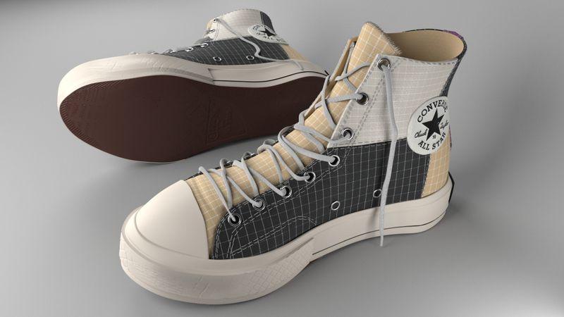Shoe modeling