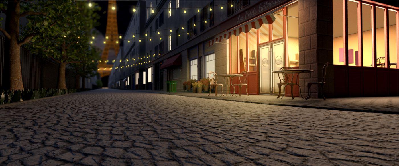 Paris Night Cassandravalente