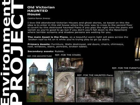 Old Victorian Haunted House/ Work in progress