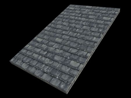 Tileable Roof