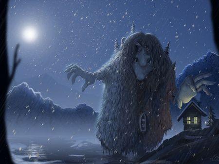 The Ogre from Olefjord