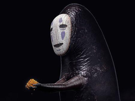 Kaonashi, No Face