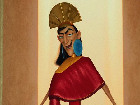 Kuzco, The Emperor