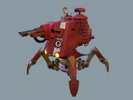 Warhammer 40K Fanart