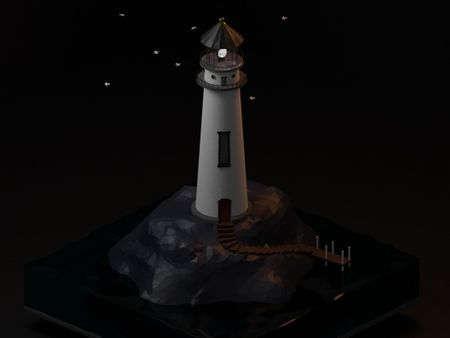 Weekly Drill - Lighthouse