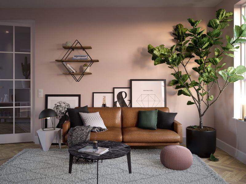 Moodboard Apartment