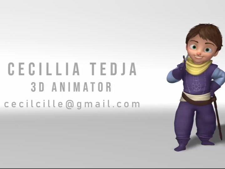 CECILLIA TEDJA_3D ANIMATOR 2019