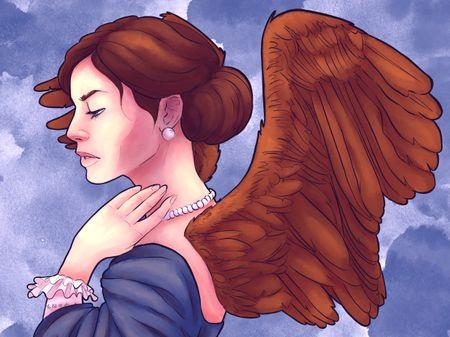 Angel Tarot Illustrations