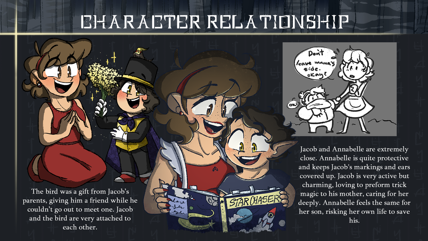 32 Character%20relationships Celinaserrao