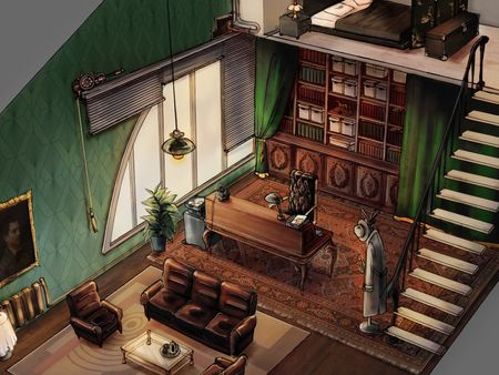 Rooms concepts
