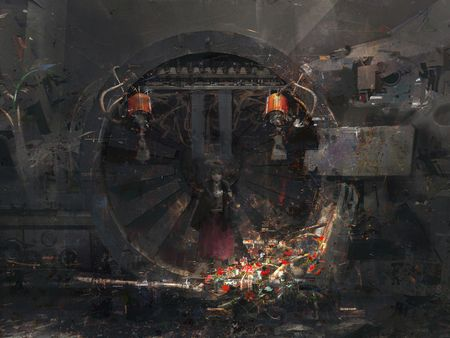 Chan Chai Liang's Concept Art And Illustration