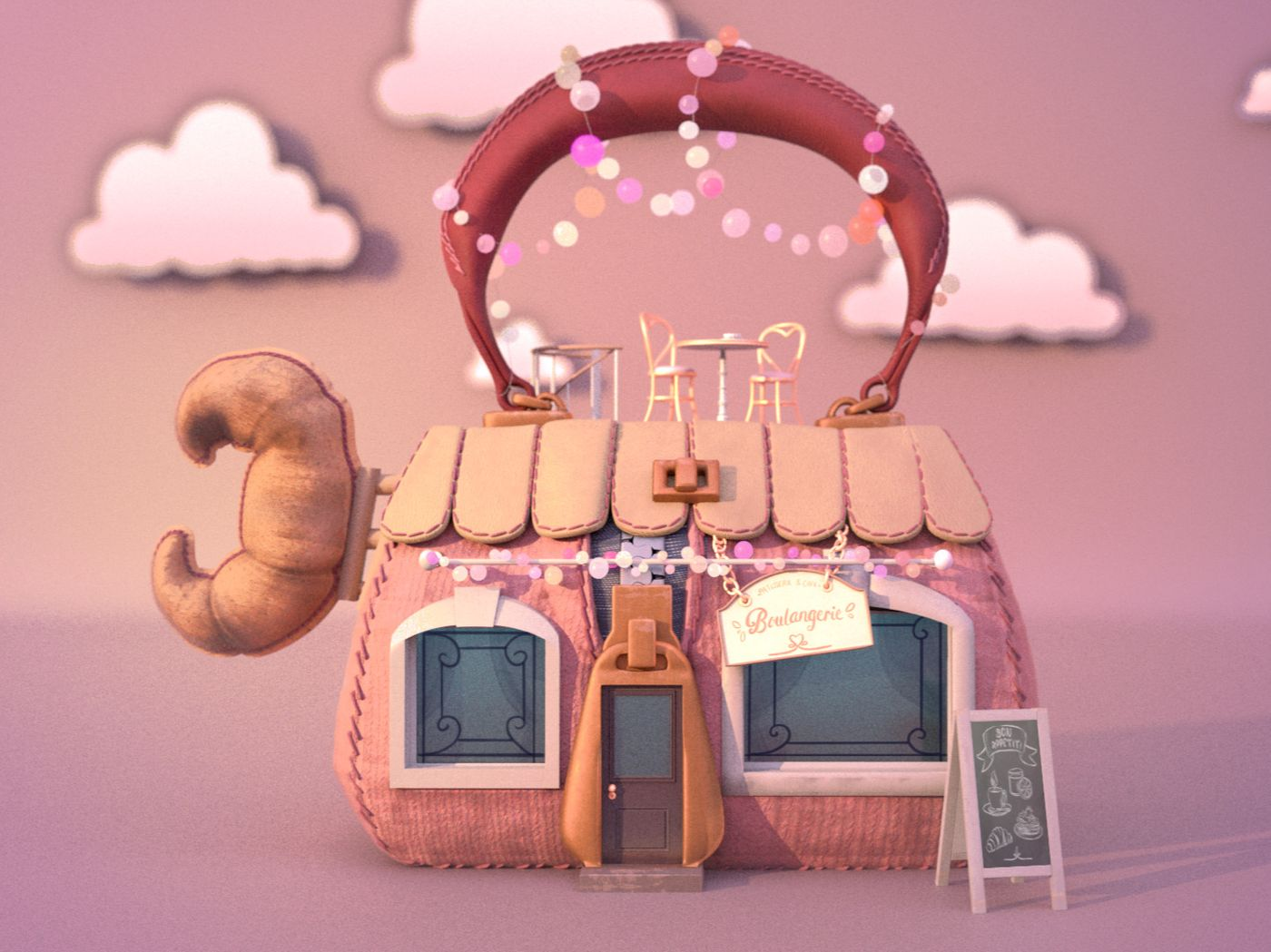 A Little Bakery