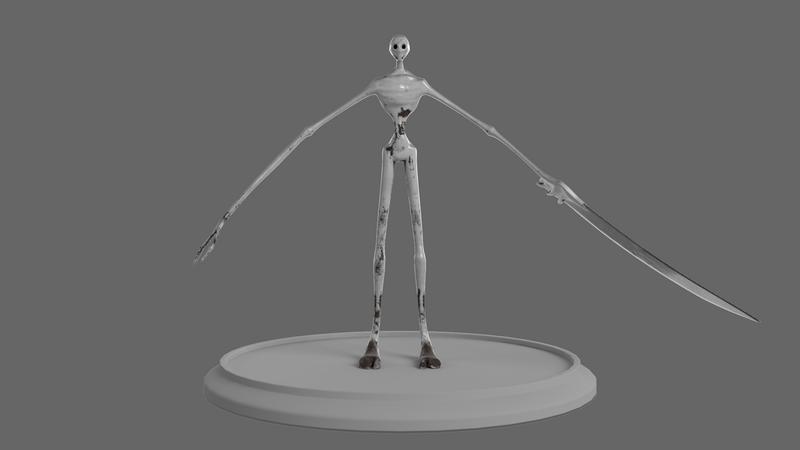 Monster Model