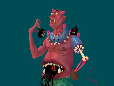 Boban the devil