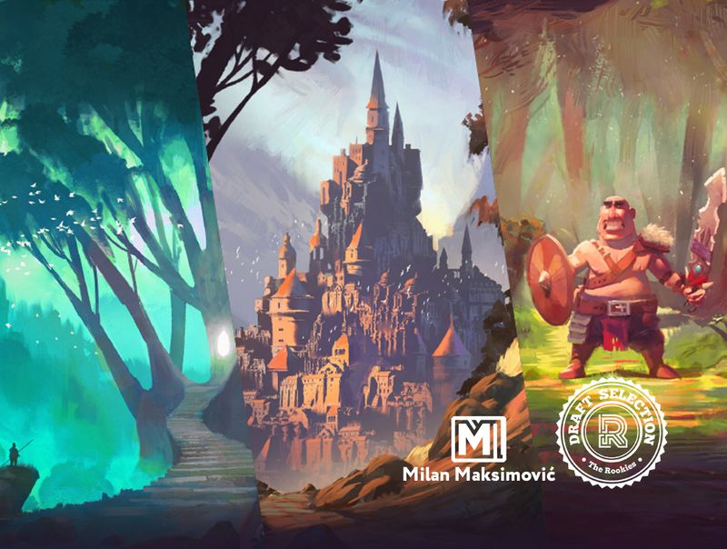 Vis Dev | Environment Design | Character Design