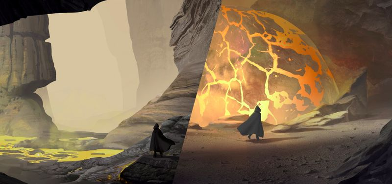 Lava Environments