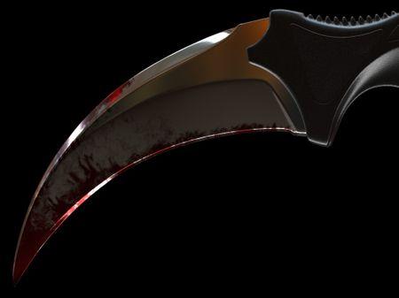 Bloody Karambit