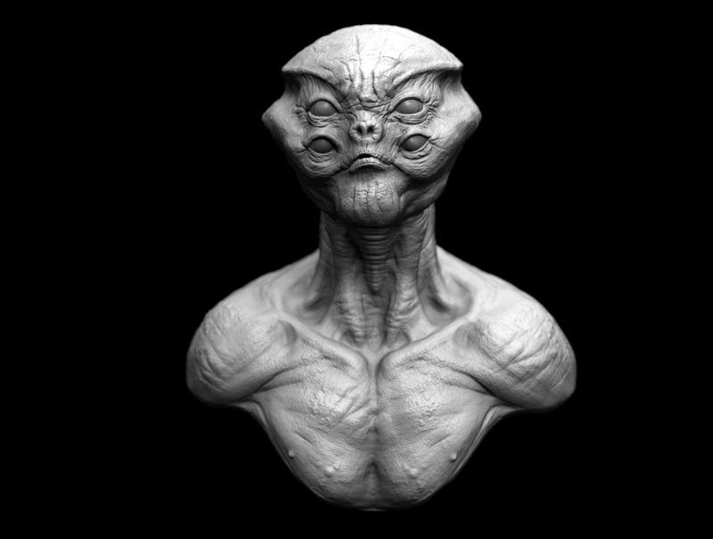 Noble alien