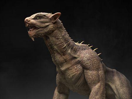 Dragon Concept+ Sculpt