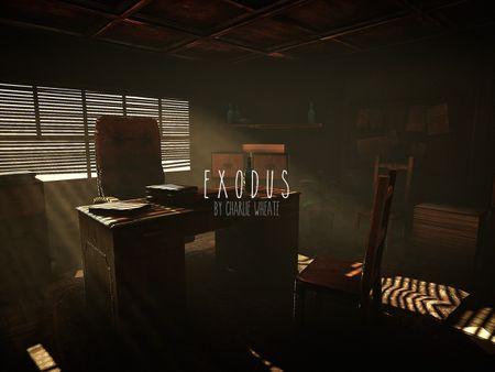 Exodus - Blackwood Mansion