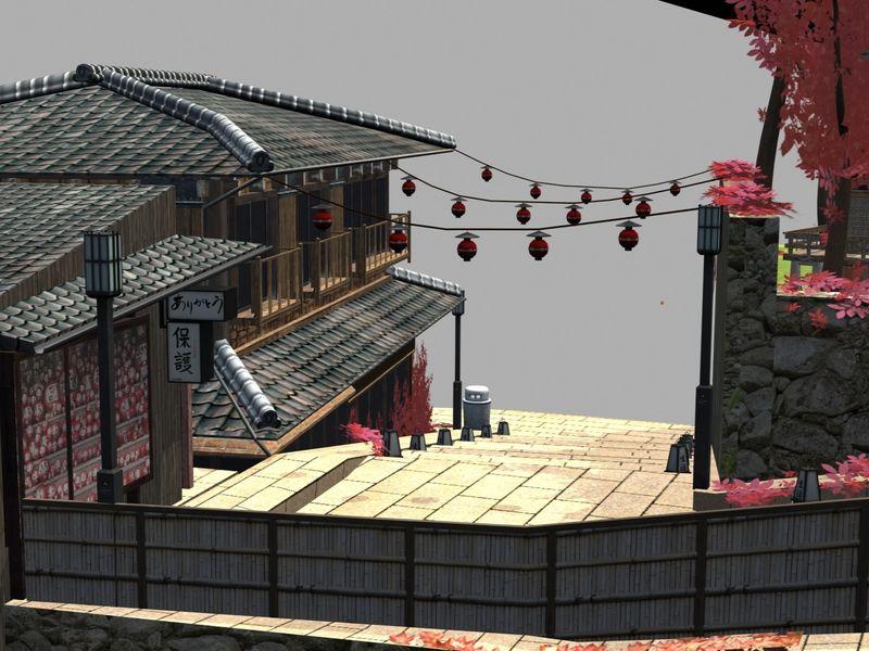 Kyoto CityScene