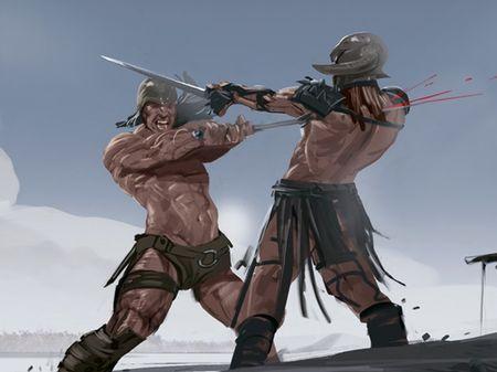 Conan and Heimdeil
