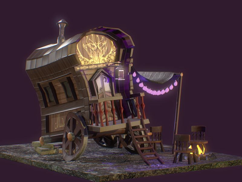 Circus Gypsy Caravan