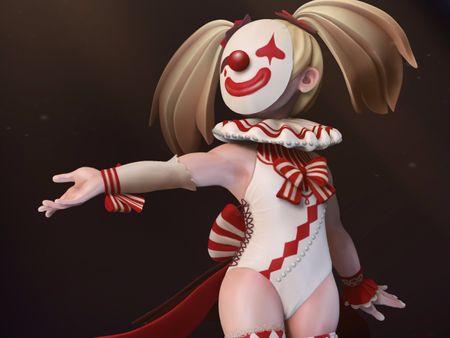 Elenia - Circus Challenge