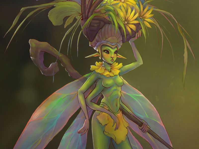 Flutter Fairy