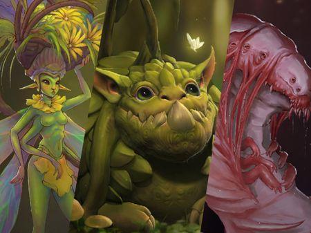 Creature Concepts Portfolio
