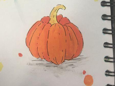 Pumpkin Gals