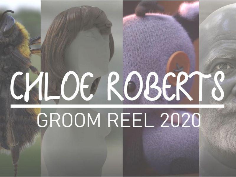 Chloe Roberts - Groom Artist