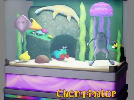 Chompy's Aquarium