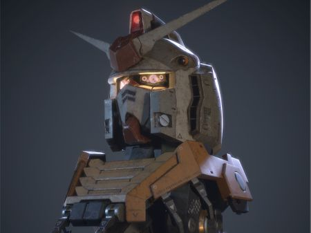 RX-78-2 Gundam Modelling
