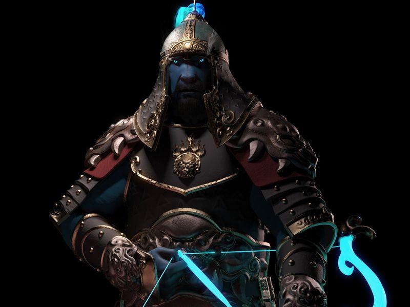 Mongolian assassin