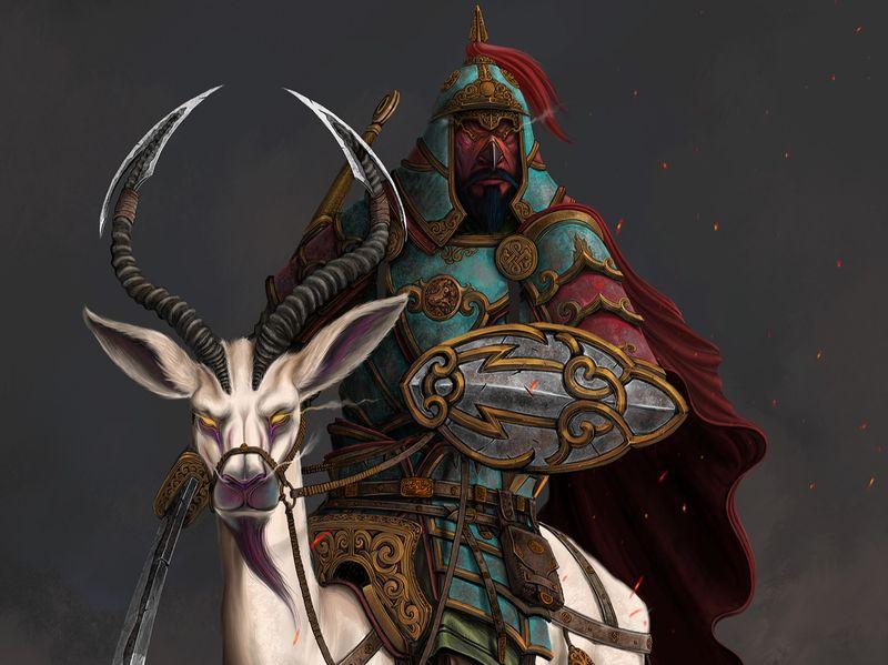 2nd Warrior