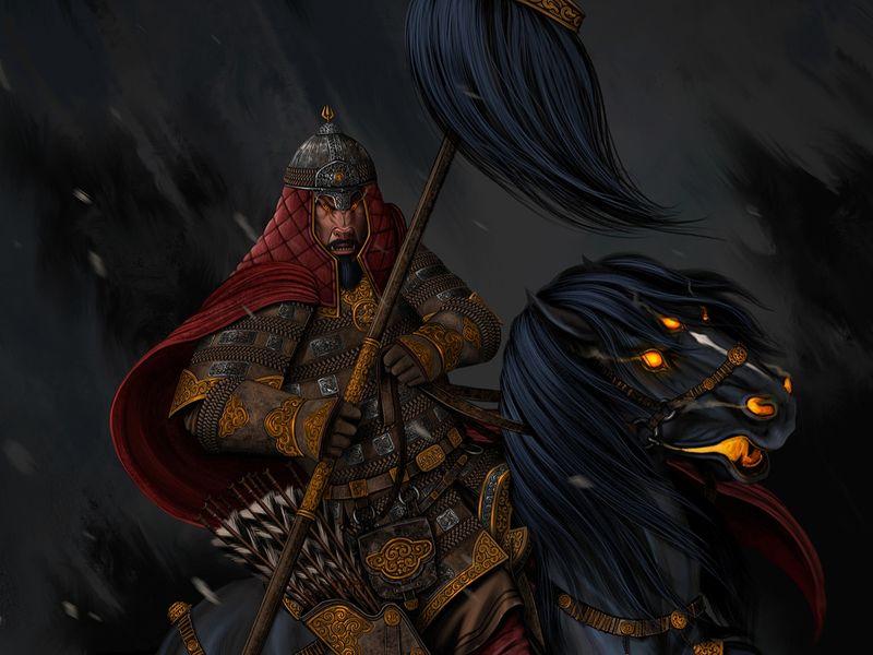 4th Warrior