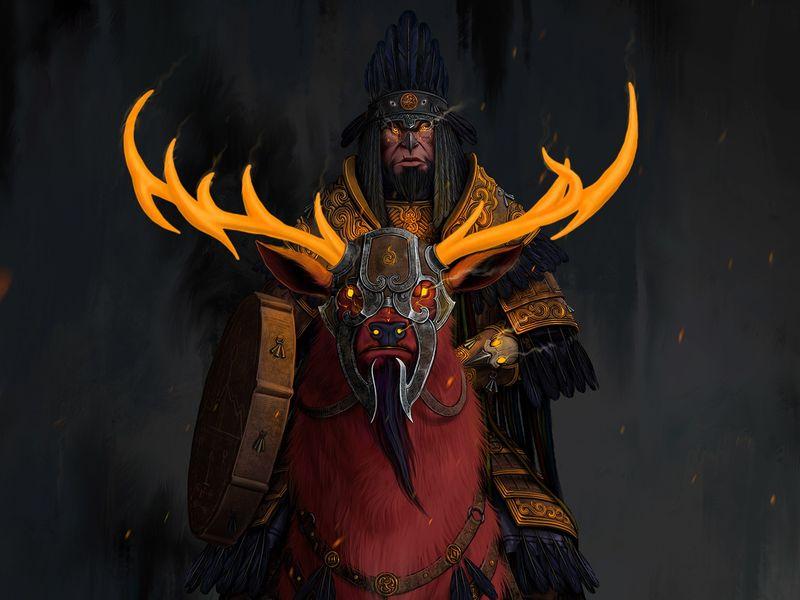 6th Warrior