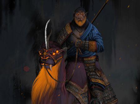 Last 9th Warrior