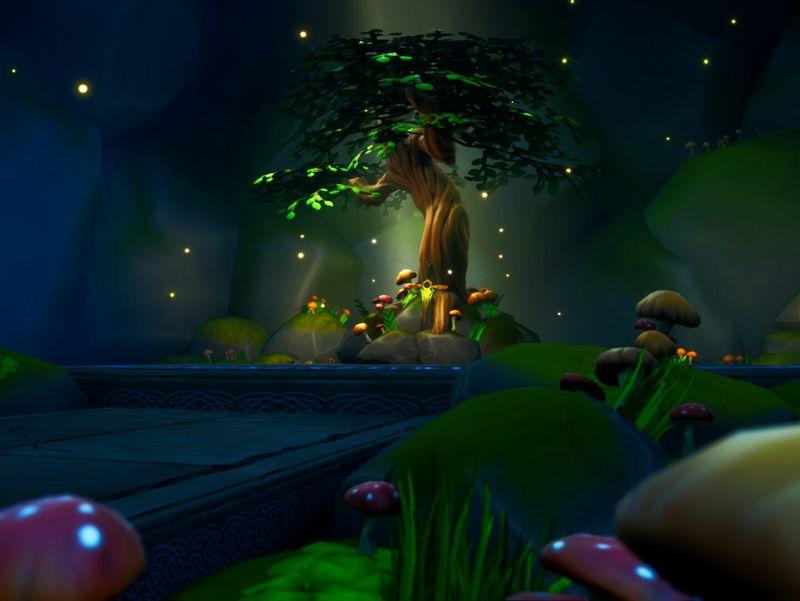 Artstation Challenge, The Legend of King Arthur, Game Environment/Level Art