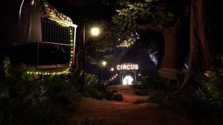 The Hidden Circus