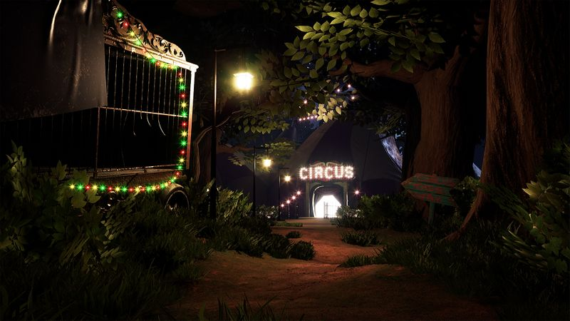 The Hidden Circus
