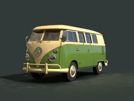 Chris Savely - Volkswagon Kombi Van